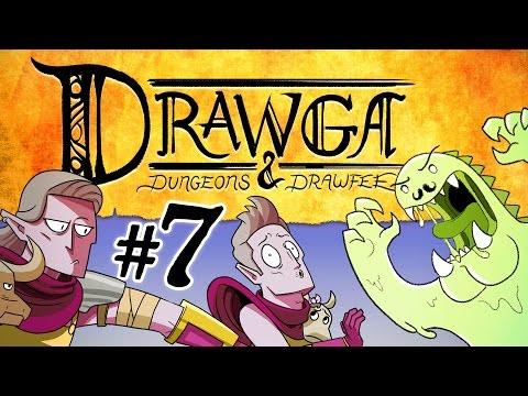 Dawn of D.E.N.N.I.S. - DRAWGA #7