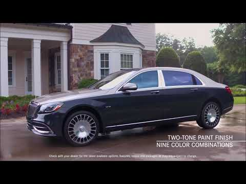 2020 Mercedes S Class Maybach S650 VS 2020 Bentley Flying Spur - Review Car 2019