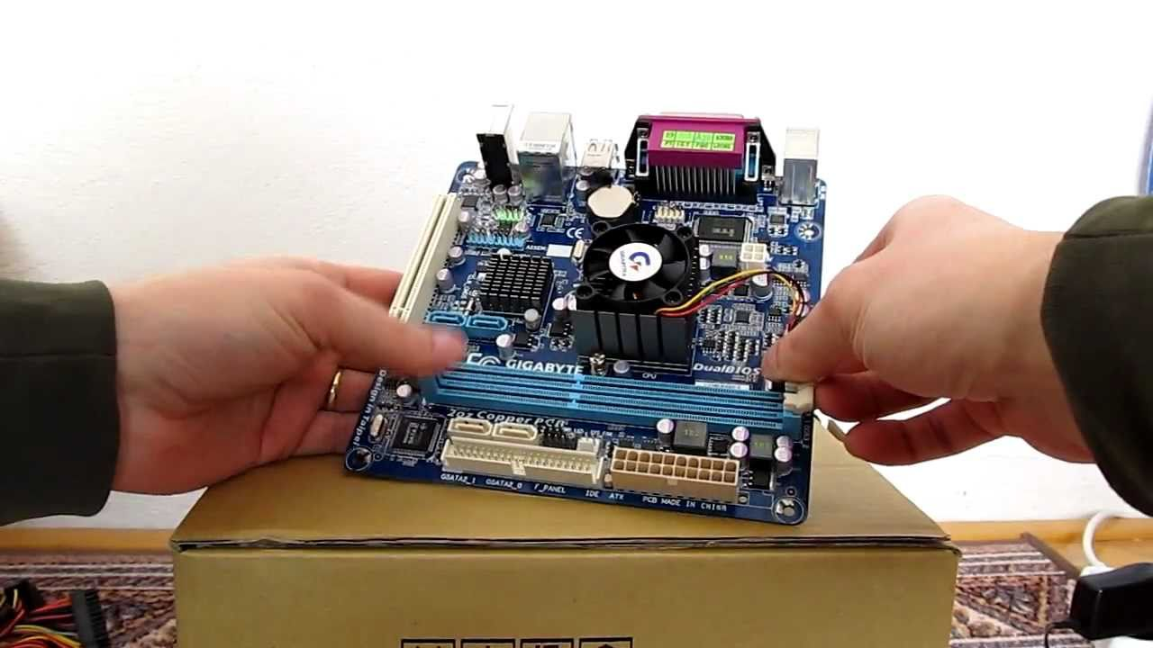how to build a linux router