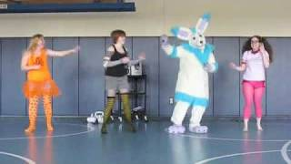 Axel F Areobics Dance