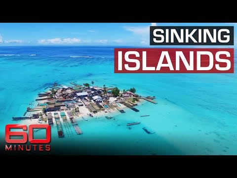Climate change causes Islands to disappear | 60 Minutes Australia