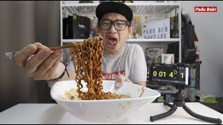 3 Perencah 1 Bungkus SAMYANG MALA Not A Spicy Challenge ENG SUBS