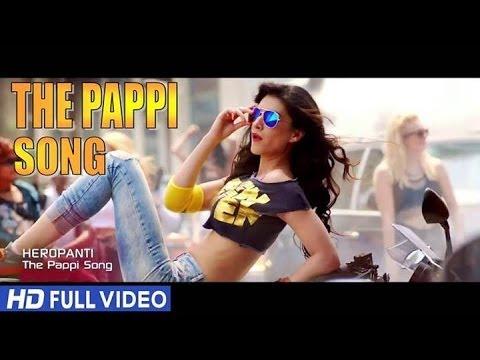 Heropanti : The Pappi Song Video Tiger Shroff, Kriti Sanon  Raftaar