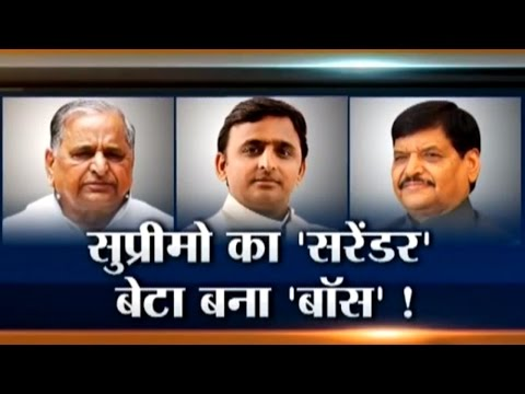 How Akhilesh Yadav Takes Control of Samajwadi Party after Defeating Mulayam, Shivpal