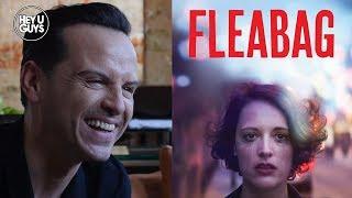Andrew Scott on the success of Fleabag & if he'll return to Sherlock