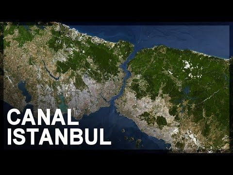 Geoeconomics of the Istanbul Canal