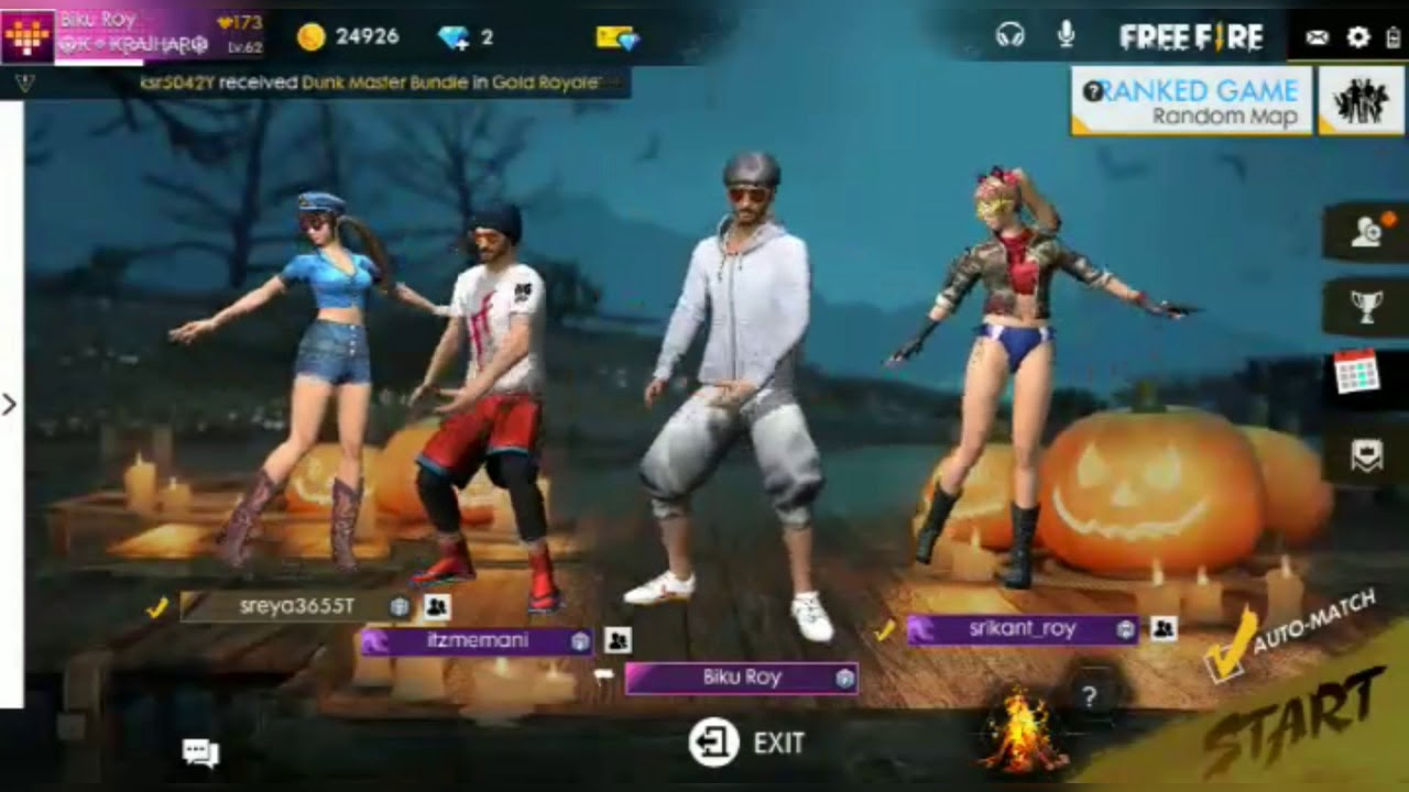 Whatsapp Gif Free Fire Dance