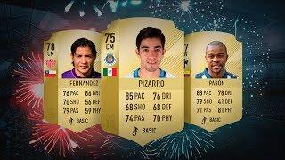 LA MEJOR LIGA MX PARA EMPEZAR EN FIFA 18 !! EQUIPAZO BARATO !!