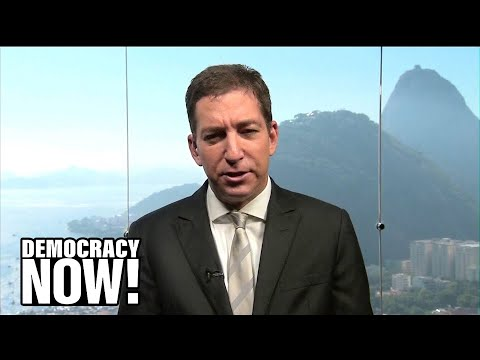 Glenn Greenwald on Brazil: Goal of Rousseff Impeachment is to Boost Neoliberals & Protect Corruption