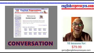 English Conversation Lesson #4 - English Tutors: Download all 10 Lessons!