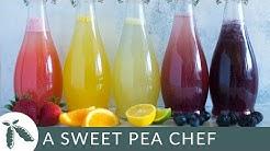How to Make Homemade Soda + 5 Easy Caffeine-Free Homemade Soda Recipes   A Sweet Pea Chef