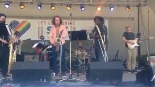 Afro-Zen Allstars: Binta Madiallo @ VA Pridefest 2016