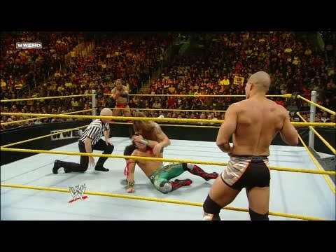 WWE NXT - March 15, 2011