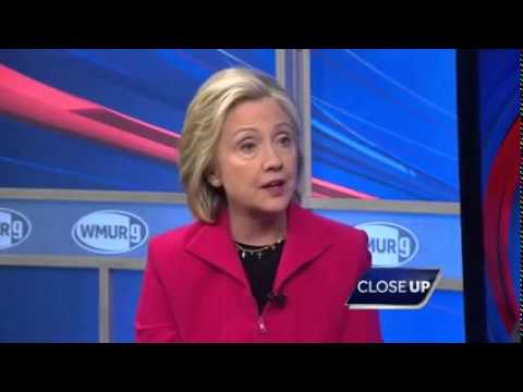 Clinton Makes Dubious Claim About Foundation Donor Disclosure And Dodges On Uranium One