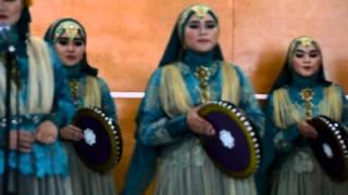 Wanita Muslimah  -  Santri Putri Ponpes Qiroatussab'ah  Kudang Lmbngn Grt JUARA II POSPEDA JBR 2015