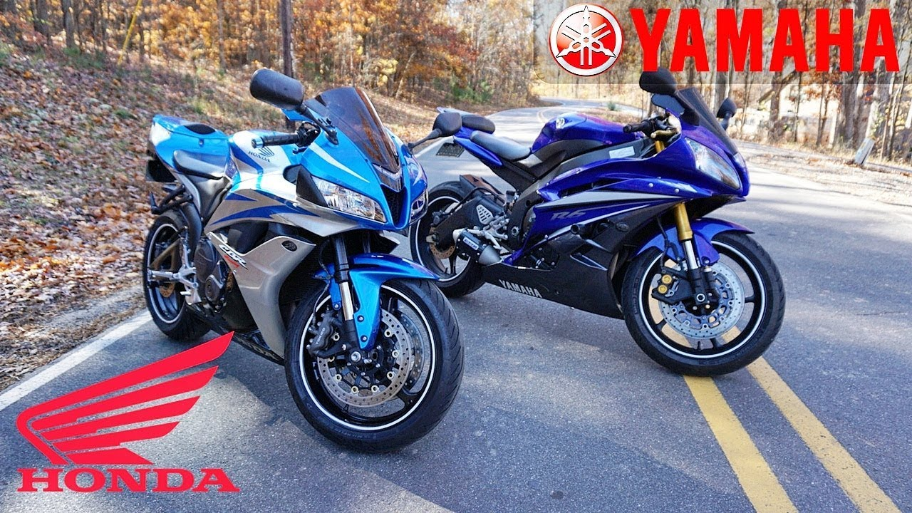 yamaha r6 vs honda cbr600rr the best 600cc sport bike youtube. Black Bedroom Furniture Sets. Home Design Ideas