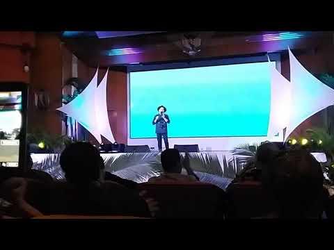 Tompi Bawakan Lagu Aceh digelaran Launching Sail Sabang 2017