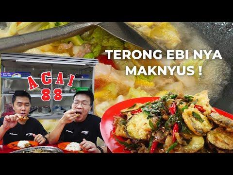 RM Acai 88 - Masih Ada Lagi RM Chinese Food Medan Enak di Sepanjang Jalan Ini?!