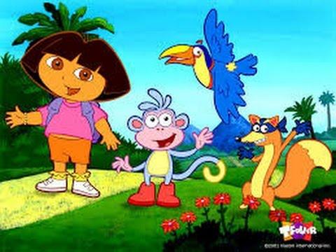 Dora En Francais Dessin Anime 2015 Youtube