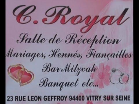 C royal location de salle mariage vitry sur seine youtube - Deco jardin pour mariage vitry sur seine ...