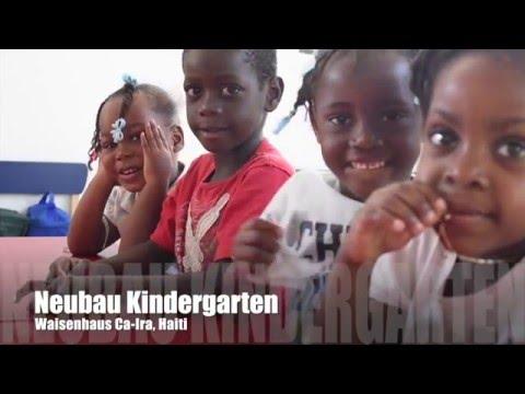 Global Aid Network - Ein neuer Kindergarten für Léogâne, Haiti
