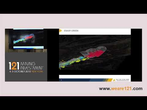 Presentation: Skeena Resources - 121 Mining Investment New York October 2018