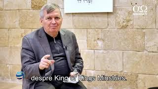 RSP 101 - Viziune pentru slujire crestina in israel - Wayne Hilsden