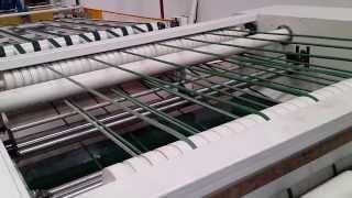Компьютеризированная линия Pecheneg для гофротары в Испании(, 2013-11-25T09:42:47.000Z)