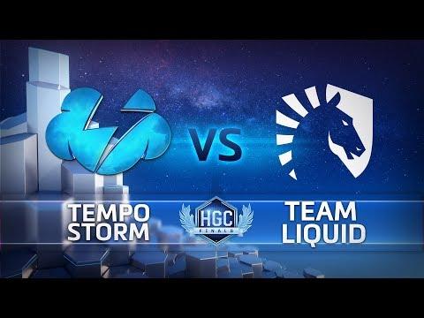 Team Liquid vs Tempo Storm vod