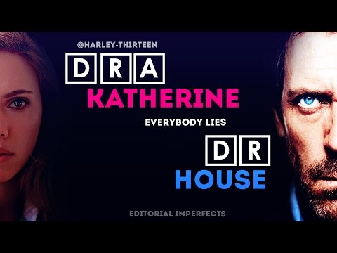 Dra. Katherine Blair y Dr. House  [Book Trailer]