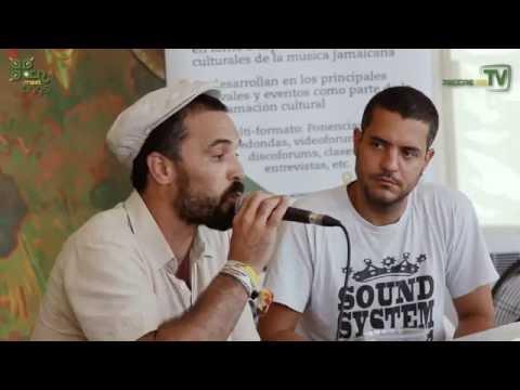 ACR Meetings Rototom 2015 - Taller de Producción Musical con Roberto Sánchez y Genis Trani