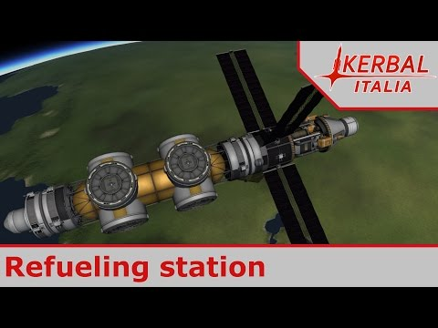 [ITA] New Horizons #48: Refueling station