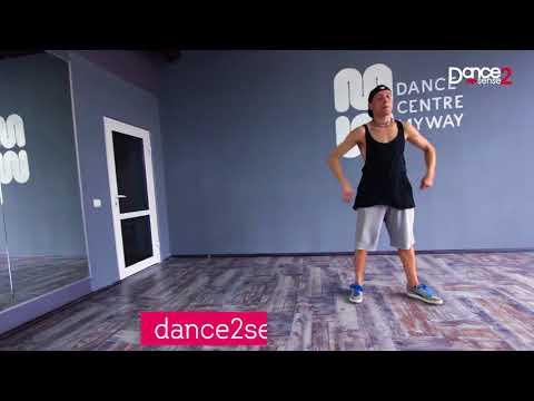 Dance2sense: Teaser - House dance tutorial by Santi 108 - Breach Feat. Andreya Triana thumbnail