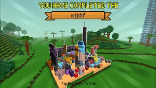 Block Craft 3D : Building Simulator Games For Free Gameplay#400 (iOS & Android) | Modern City