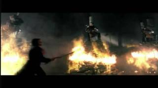 Apocalyptica - Life Burns Oficial Video Subtitulado HD