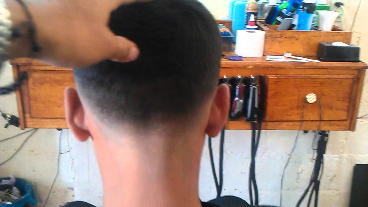 Bald Low Fade Haircut Youtube
