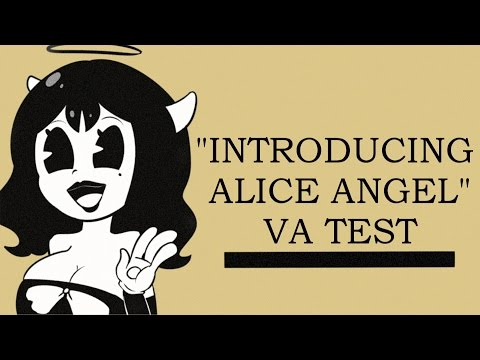 Introducing Alice Angel (Dream A Little Dream Of Me Cover)