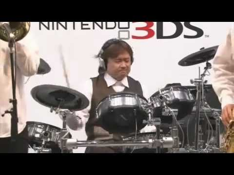 3DS - Nintendo Live Music Performance - Makuhari Messe in Chiba