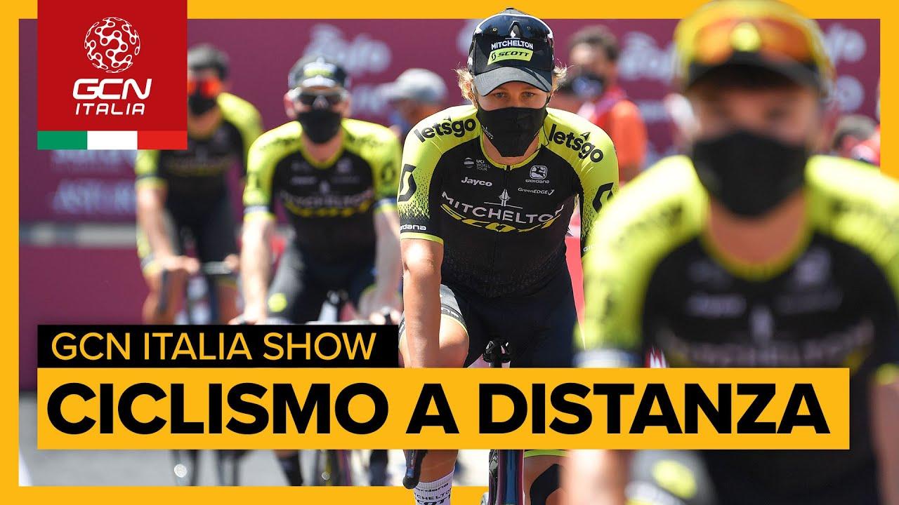 La ripresa del ciclismo, visto dal vivo | GCN ITALIA SHOW 84