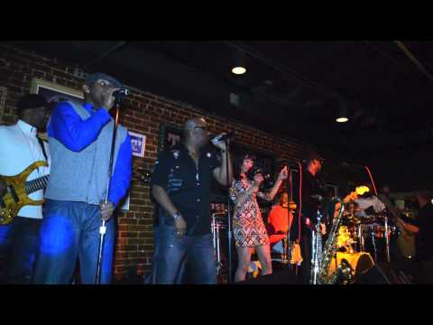 "Familiar Faces-""Aint it Funny""- Takoma Station 2-2-12"
