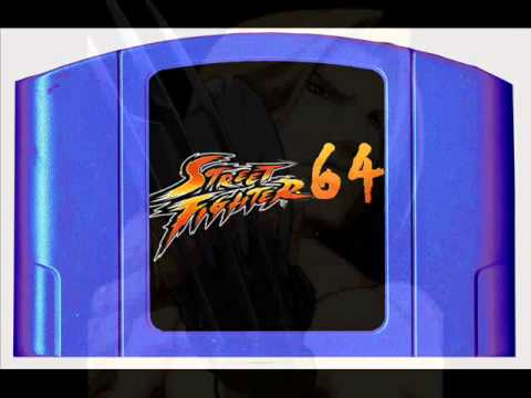 Street Fighter N64 Soundfonts Vega S Stage Youtube