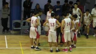 20170308 HBL高中籃球南區男生複賽 屏東高工VS善化高中