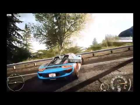 need for speed rivals porsche 918 spyder test drive gameplay youtube. Black Bedroom Furniture Sets. Home Design Ideas