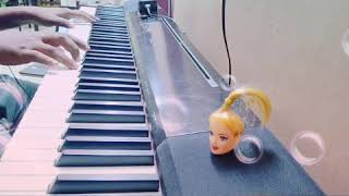 Ratchasan movie scenes bgm in piano 🎹