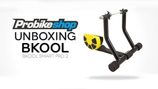 UNBOXING : Home Trainer BKOOL SMART PRO 2