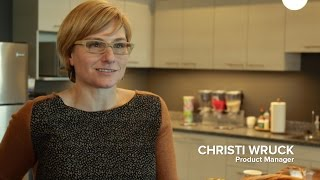 Christi Wruck, Product Manager
