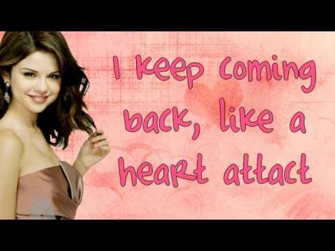 Selena Gomez - Disappear + Lyrics&Download