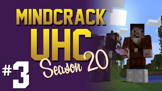 Mindcrack UHC Season 20 - Episode 3 - Mining with Coe