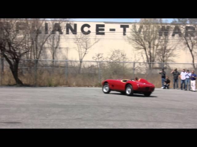 1954 Ferrari 375 Spyder