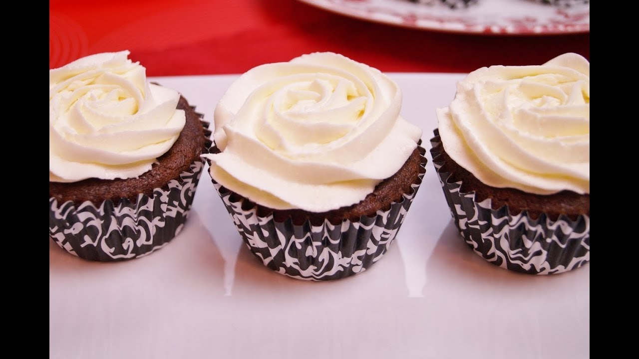 Buttercream Frosting How To Make Buttercream Frosting Recipe Dishin With DiDiane Kometa 30
